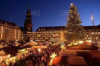 冬,夜,カラフル,街,イベント,クリスマス,暖かい,ドイツ,シーズン,クリスマスマーケット,Xmas,ドレスデン,Xmas market