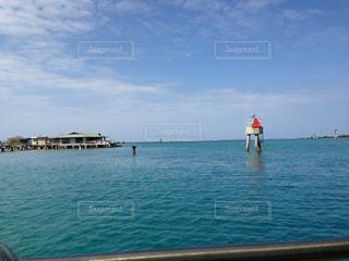 風景,海,空,建物,青,水面,海岸,旅行,日中