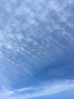 空には雲の写真・画像素材[1860767]