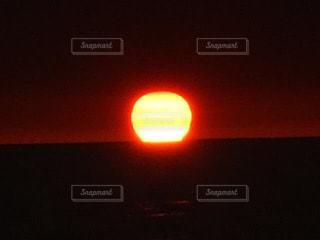 風景,太陽,赤,ビーチ,サンセット,バリ島,インドネシア