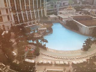 プール,旅行,ホテル,マカオ,景観