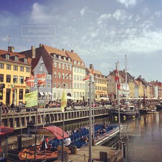 観光,旅行,港,北欧,海外旅行