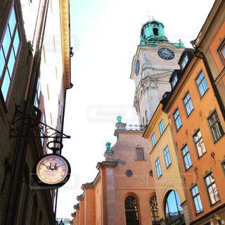 建物,時計,観光,旅行,北欧,海外旅行