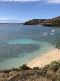 海,ハワイ,Hawaii,ハナウマ湾