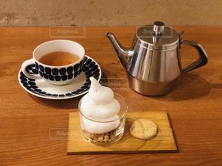紅茶とアイスの写真・画像素材[2663903]