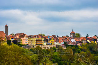 風景,ヨーロッパ,メルヘン,中世,絵本,ドイツ,ロマンチック街道,ローテンブルク,おとぎの国,Rothenburg,美しい街