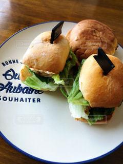 サンドイッチの写真・画像素材[1855651]