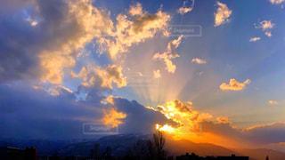 空の雲の写真・画像素材[1869370]