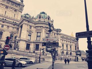 パリの街並みの写真・画像素材[1990983]