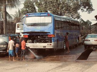 屋外,子供,旅行,バス,歩道,暮らし,カンボジア,海外旅行,メンテナンス,洗浄,カルチャーショック