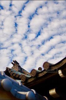 瓦雲の写真・画像素材[1861754]
