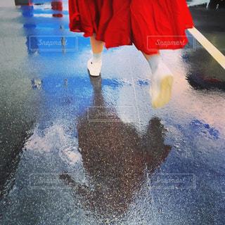 雨あがりの写真・画像素材[2240614]