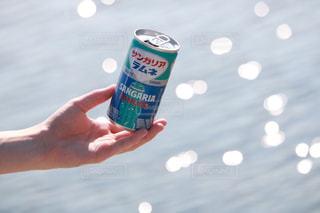 ラムネ缶の写真・画像素材[2328976]