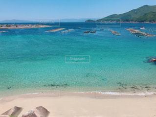 秘密のビーチの写真・画像素材[2328987]