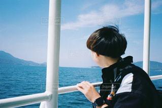 海,島,船,景色,女子,レトロ,楽しい,人物,人,旅,写真,フェリー,フィルム,雰囲気,フィルムカメラ,自然光,フィルム写真,ドキドキ,わくわく,島巡り,旅の途中,フィルムフォト