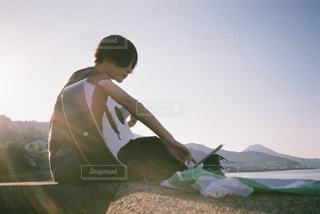 ギターの写真・画像素材[3199897]