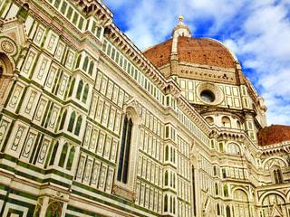 古い,旅行,イタリア,歴史,フィレンツェ,ドゥオモ,ゴシック建築,サンタ・マリア・デル・フィオーレ大聖堂