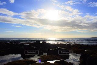自然,風景,海,空,屋外,雲,夕暮れ,海岸,岩,ハワイ,リゾート,眺め,休暇