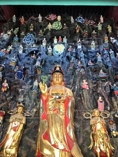 風景,建物,観光,仏像