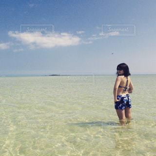 ハワイ,海外旅行,天国の海