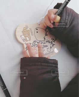 子供,絵馬,メッセージ,手書き,願い,手書き文字,絆創膏,子供の字,ともだちがいっぱいできますように