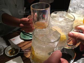 グラス,乾杯,ドリンク,サプライズ,お誕生日