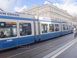 冬,雪,海外,電車,青,ヨーロッパ,列車,スイス,ユングフラウヨッホ