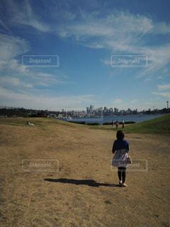 自然,海,公園,夏,都会,シアトル,休暇