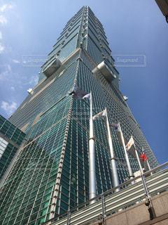タワー,都会,高層ビル