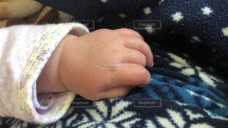 赤ちゃんの手の写真・画像素材[1879374]