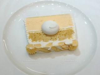 マロンケーキの写真・画像素材[2038057]