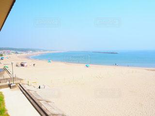 ビーチの眺めの写真・画像素材[3244743]