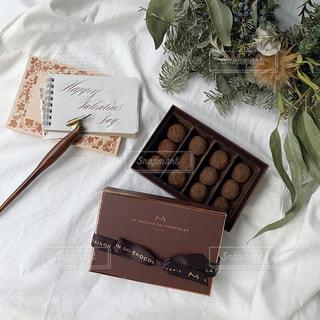 チョコレートの写真・画像素材[2897183]