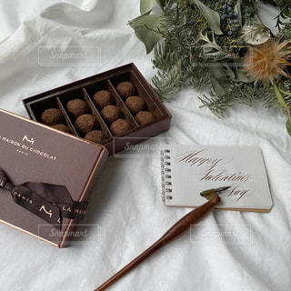チョコレートの写真・画像素材[2897184]
