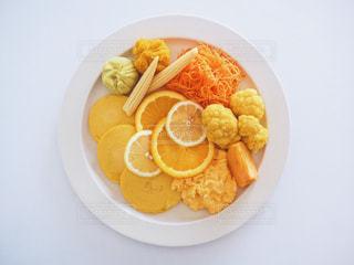 食べ物,黄色,ワンプレート,料理,イエロー,カラー,色,黄,yellow,ワントーン