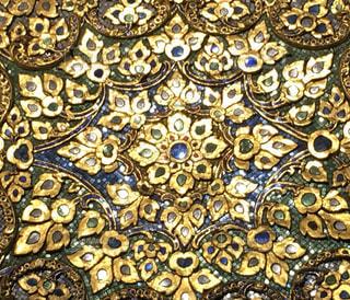 アート,鮮やか,タイ,装飾,バンコク,金,ゴールド
