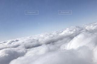 雲の海の写真・画像素材[1861204]