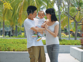 家族写真の写真・画像素材[2318424]