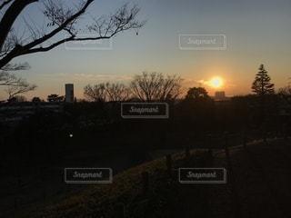 夕焼けの写真・画像素材[1862242]