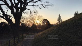夕焼けの写真・画像素材[1862247]