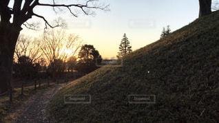 夕焼けの写真・画像素材[1862248]