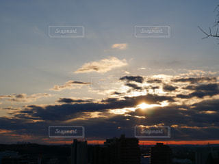空の雲の写真・画像素材[1862442]