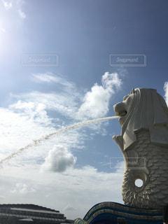 シンガポール マーライオンの写真・画像素材[1862824]