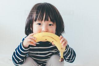 食べ物,子供,果物,赤ちゃん,食べる,幼児,バナナ