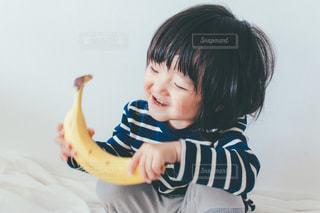 食べ物,子供,果物,人,赤ちゃん,幼児,バナナ