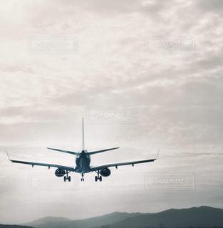 空の旅の写真・画像素材[1864045]
