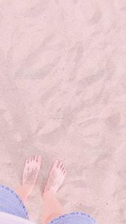 海,ビーチ,砂浜,散歩,茶色,伊豆,ミルクティー色