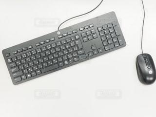 パソコン,ビジネス,キーボード,マウス,デスクワーク,リモートワーク,ビジネスシーン
