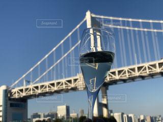 橋に乾杯の写真・画像素材[3049954]
