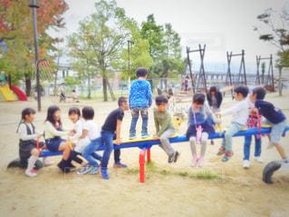 友達いっぱい🤝の写真・画像素材[2166024]